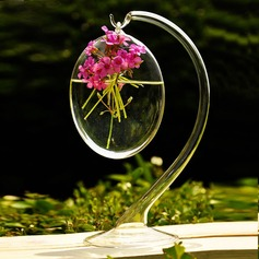 Hanging Round Glass Vase (128073872)