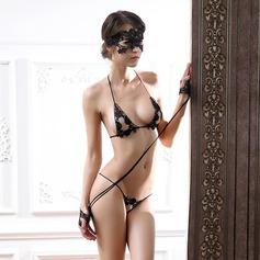 Blonder/Nylon Mote Lingerie Set