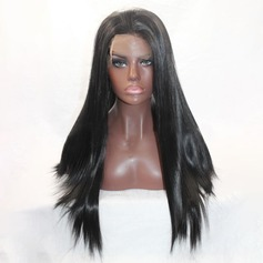 Straight Synthetic Hair Lace Front Wigs 300g