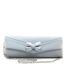 Charming Satin Clutches/Satchel