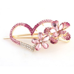 Eye-catching Alloy Combs & Barrettes (Sold in single piece)