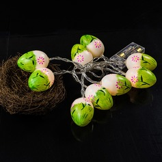 Easter egg LED lights(set of 10)