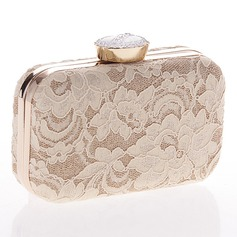 Elegant Satin Clutches/Minaudiere