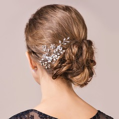 Gorgeous Pearl/Rhinestones/Crystal Ladies' Hair Jewelry