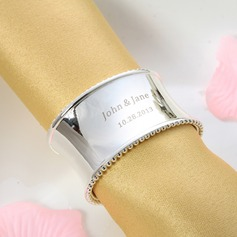 Personalized Zinc Alloy Napkin Rings (118030926)