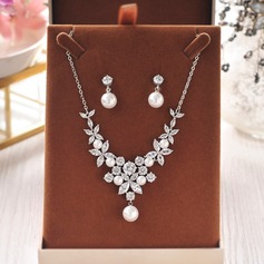 Unique Rhinestones Jewelry Sets (Set of 3)