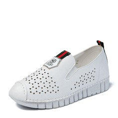 Women's leatherette With Hollow-out Sneakers
