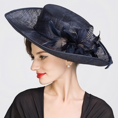 Ladies' Lovely Spring/Summer Cambric With Bowler/Cloche Hat