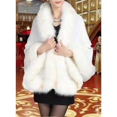 Artificial Wool Fashion Wrap