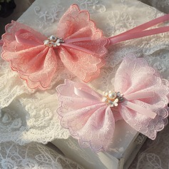 Hand-tied Organza Wrist Corsage (Sold in a single piece) -