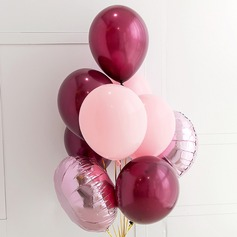 Simple Elegant Aluminium Foil/Emulsion Balloon