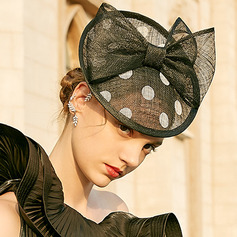 Ladies' Simple/Nice/Pretty Cambric With Bowknot Fascinators