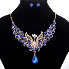 Gorgeous Alloy Acrylic Ladies' Jewelry Sets