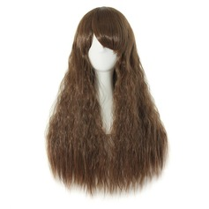 Curly Long Synthetic Wigs Cosplay Wigs