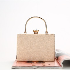 Elegant Polyester Clutches/Top Handle