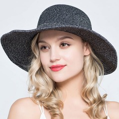 Ladies' Fashion Polyester Floppy Hat