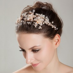 Eye-catching A Level Rhinestone/Rock Crystal Quartz Tiaras