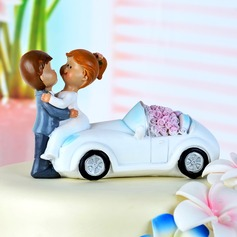 Vehicle Resin Wedding Cake Topper