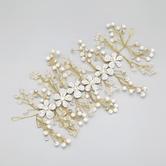 Charming Rhinestone/Alloy Headbands
