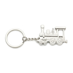 Personalized Train Zinc Alloy Keychains