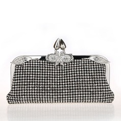 Fashional Czech Stones Clutches