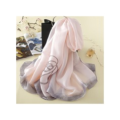 Gradient color Light Weight/Oversized Scarf (204119044)