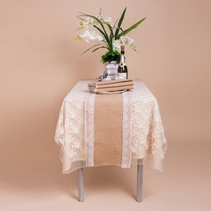 Beautiful Linen Tablecloth