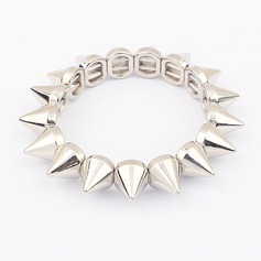 Punk Alloy Ladies' Fashion Bracelets