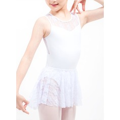 Kids' Dancewear Nylon Ballet Outfits (115166264)