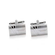 Cufflinks Classic Alloy (Set of 2) Personalized Gifts