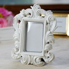 Flora Design Resin Place Card Holders/Photo Frames