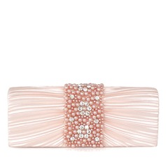 Unique Satin Clutches