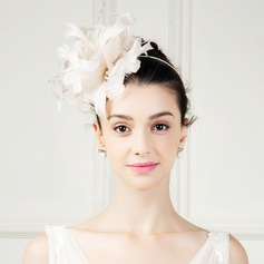 Ladies' Lovely Feather With Feather Fascinators