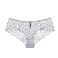 Bridal/Feminine Girly Lace/Polyester/Chinlon Panties (041192079)