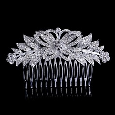 Amazing Rhinestone/Alloy Combs & Barrettes