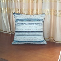 Home Furnishing Decoration 45*45Cm  Stripes Pillowcases (Sold in a single piece)