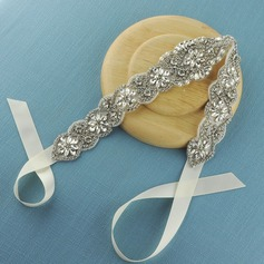 Elegant Satin Headbands (Sold in single piece)
