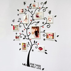 Cartoon Simple PVC Wall Sticker (Sold in a single piece)