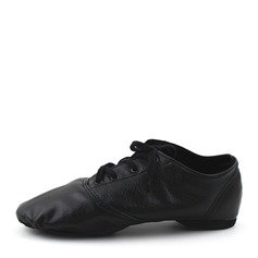 Women's Leatherette Flats Jazz Dance Shoes