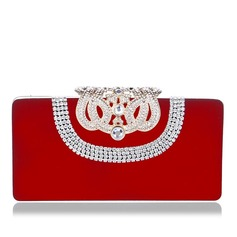 Classical Polyester Clutches/Wristlets