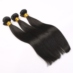 5A Straight Human Hair Human Hair Weave (Sold in a single piece) (235138267)