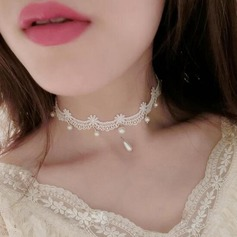 Beautiful Lace With Lace Ladies' Fashion Necklace