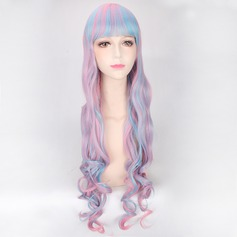 Loose Wavy Synthétique Cosplay / Perruques à la mode 300g
