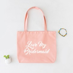 Bridesmaid Gifts - Fashion Vintage Cotton Tote Bag