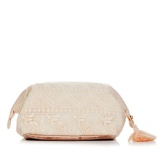 Lovely Lace/Worsted Makeup Bags