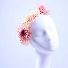 Ladies Beautiful Artificial Silk Headbands
