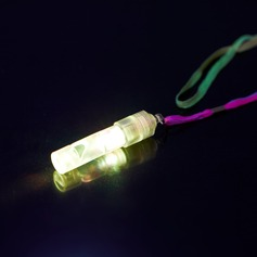 Color changing Plastic LED Whistle