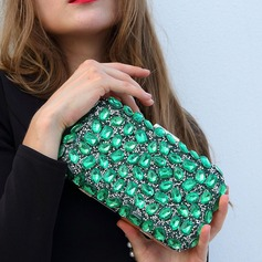Delicate Crystal/ Rhinestone Clutches