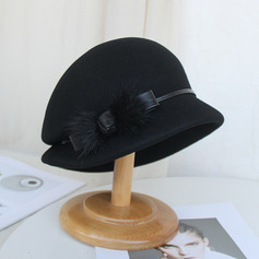 Ladies' Beautiful/Simple/Pretty Wool Bowler/Cloche Hats
