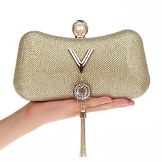 Elegant PU Clutches/Wristlets/Makeup Bags/Luxury Clutches